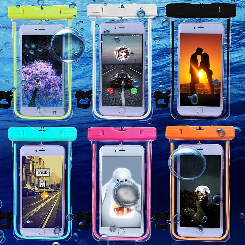 Universal Waterproof Mobile Phone Cases
